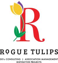 Rogue Tulips logo